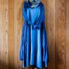 似合わない洋服をリメイク~カシュクールワンピをギャザースカートに作り替えました