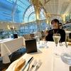 ロンドンでロイヤルバレエ鑑賞記(3)開演前&休憩にお食事!プレ・ステージ・ディナー Paul Hamlyn Hall Balconies Restaurant