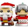 レゴ(LEGO) ブリックヘッズ シーゾナル の2018年の新製品画像が公開されています。