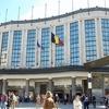 ブリュッセル空港から中央駅へ:2019ドイツ旅・ベルギー編2