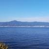 琵琶湖、湖南を電動自転車でサイクリング&デイキャンプ