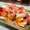【レシピ】チーズとろーり♡はんぺんのベーコン巻き♡