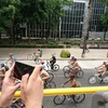 全裸で自転車に乗ろう DAY in Mexico City