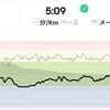ジョギング9.08km・早朝ジョグは惰性でとりあえず始める