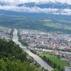 オーストリア インスブルック出張 また行きたい街のひとつ