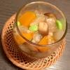 和み野菜と蕎麦米の夕涼みサラダ