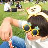 代々木公園で「北海道デート」♡