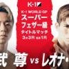 【K-1】初観戦してみた結果、全く興味がなかったのに超絶感動して泣きました。格闘技ってすごいよ!!