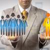 支援会社は「個の力」、事業会社は「組織力」
