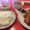 中華料理を食べてきました