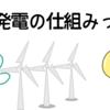 風力発電の仕組み、特徴、課題は?