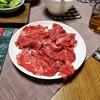 牛しゃぶ鍋