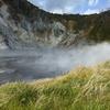 登別温泉の地獄谷・大湯沼・奥の湯に行ってきた。駐車場は有料