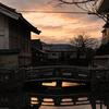 2016年末一人旅 第三週(139)夕暮れの東寺