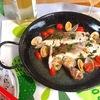 鯛とあさりのアクアパッツァ【オーブントースターで出来る魚料理】レシピ