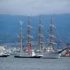この夏三隻目の帆船は海王丸…