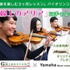 バイオリン3ヶ月コース【G線上のアリア】