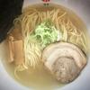麺場さかきや 塩ラーメン黄金