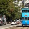 【子連れ香港旅行記13】トラムに乗ってみよう。子供大喜び