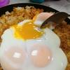 【1食42円】半熟卵焼きおにぎりの自炊レシピ