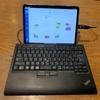 新型iPadProとThinkpadキーボード接続