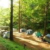 【町田/大地沢青少年センター】1泊400円の激安キャンプ!お風呂も調理器具も無料です