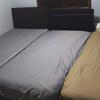 延長・拡張ベッドでこんなに広く・便利になりました!の使用例