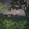 夜の京都「大文字の送り火、岡崎神社、祇園界隈」