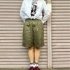 今日の服|グルカショーツとスニーカーのスタイル