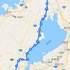 敦賀=京都を歩く。地獄の90キロ行軍#01