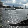 THE RIVER MUST FLOW~チャオプラヤ川の景観を独り占め、広々オープンエアカフェ
