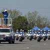 ● 警視庁の白バイ安全運転競技大会 ― 94人の精鋭が競う、女性選手も14人
