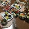 お寿司とおせちで大晦日