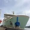 和歌山市と徳島市を結ぶ南海フェリー「つるぎ」引退