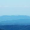 二ッ森山より名古屋ビル群眺望