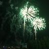 10月の大漁どんぱく花火を観て