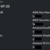 AWS SDK + LambdaでAWSの前日コストをSlackに通知する