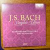 バッハ全集 全部聞いたらバッハ通 CD27 BWV.827-829 6つのパルテイータ