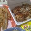 昨日食べた晩ごはん(*^^*)