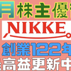 創業100年を超える超安定企業の株主優待:日本毛織(ニッケ)