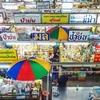 【タイ一人旅】チェンマイ最大のマーケット「ワロロット市場」周辺でローカル感を味わう