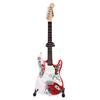 JIMI HENDRIX 【Fender Strat Monterey】ミニチュアギター