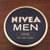 乾燥肌にはやっぱりニベア青缶  ニベア メン クリームに期待したが、、、