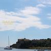 セントマルガリータ島①  Saint-marguerite island  Cannes