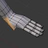 Blender備忘録22頁目「体のモデリング3」