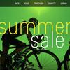 CANYONで真夏の大セールが始まった。