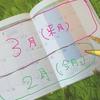 【マンスリー手帳】毎月3週目に手帳を切る!月後半でも4週先まで1ページ完結させる超単純な方法