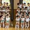 卒園アルバム撮影中!