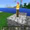 マインクラフトの遊び方/たいまつの作り方 【Android版 Minecraft PE】