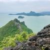 年に数日だけオープン!タイ湾を一望できる絶景「カオロームムアック」登山。(まだ見ぬ絶景『UNSEEN THAILAND』プラチュアップキリカン)